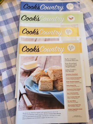 Cookbooks / magazines for Sale in Suffolk, VA