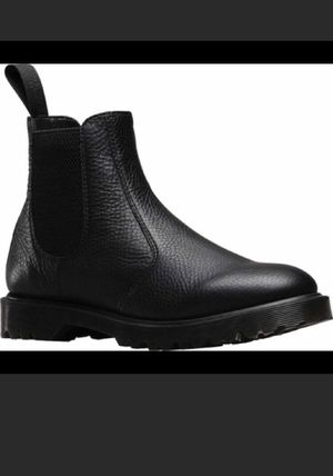 Dr Martens Air Wair Penly Greenland Black Mens Boots Size 8. Condition is Pre-owned. See pictures ask questions and make and offer! for Sale in Queens, NY