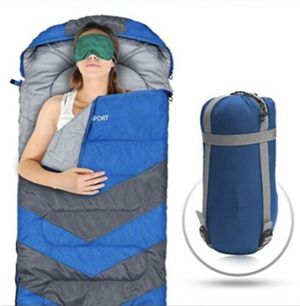 Sleeping bags with hood - set of 3 for Sale in Reno, NV