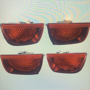 2010 - 2013 Chevy Camaro - Driver And Passenger Side Tail Light With Chrome Ring Lens for Sale in Fort Lauderdale, FL