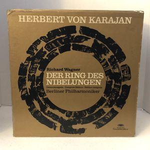 Complete Richard Wagner Der Ring Des Nibelungen Album for Sale in Chino, CA