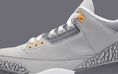 Air Jordan 3 Retro Cool Grey CT8532 012 Men's US Size 8.5 DEADSTOCK for Sale in Richmond,  CA