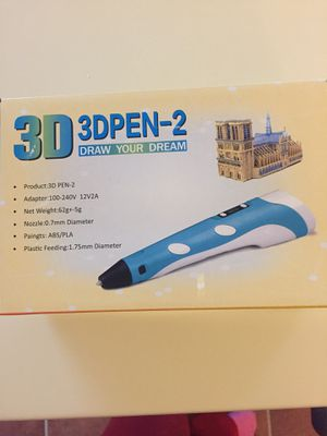 3D Pen- 2 Draw Your Dream for Sale in Fairfax, VA