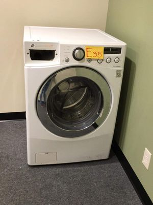 """Washer LG 27""""W, E35 for Sale in Los Angeles, CA"""