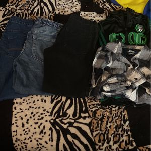 Toddler Clothes Size 8 $8 All for Sale in Ontario, CA