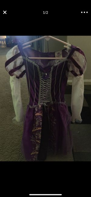 Rapunzel outfit for Sale in Goodyear, AZ