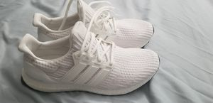Adidas Ultraboost 4.0 triple white for Sale in Garden Grove, CA