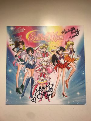 Sailor Moon Voice Actor Autographs for Sale in Silver Spring, MD