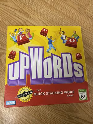 Upwards and Sudoku Board Game for Sale in Lincolnwood, IL