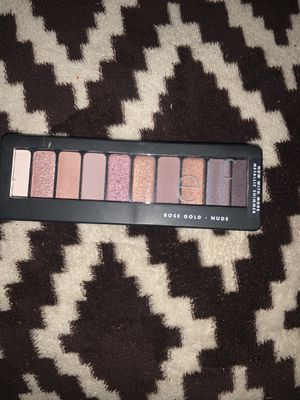 Elf rose gold pallete for Sale in Fresno, CA