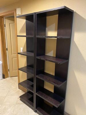 Create and Barrel bookshelves for Sale in San Clemente, CA