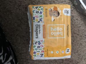 Hello Bello Diapers for Sale in Santa Ana, CA