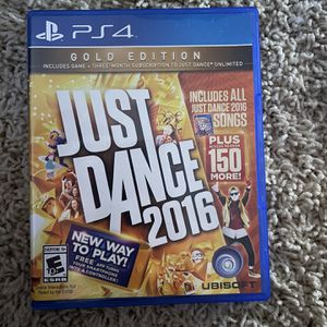 Just Dance 2016 Playstation 4 Game for Sale in Tijuana, MX
