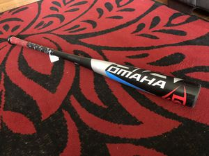 """Louisville Slugger Omaha 518 BBCOR baseball bat 31""""28oz for Sale in Falls Church, VA"""