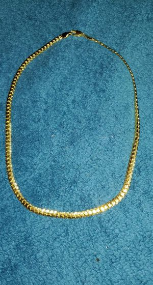 Gold Necklace for Sale in Binghamton, NY