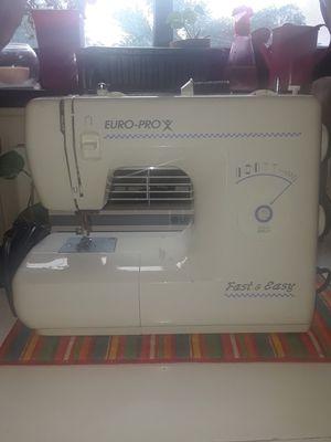 Euro-Pro Sewing Machine 420X for Sale in Washington, DC