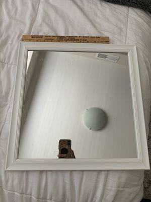 White square mirror for Sale in Fullerton, CA