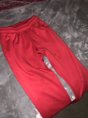 red sweatpants for Sale in Dallas, TX