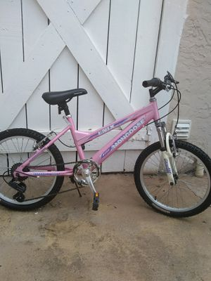 "20"" kids bike. Mongoose 6 speed for Sale in Tampa, FL"