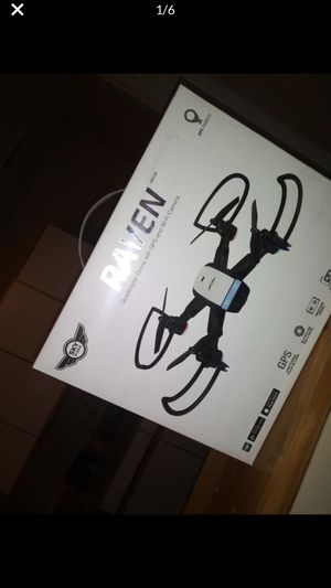 Never used. Drone with GPS and wifi camera for Sale in Columbus, OH