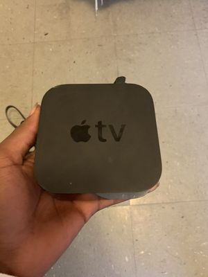 Apple TV no remote for Sale in Indian Rocks Beach, FL