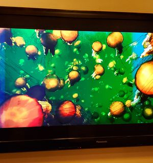 "Panasonic 60"" Plasma TV for Sale in Richland, WA"