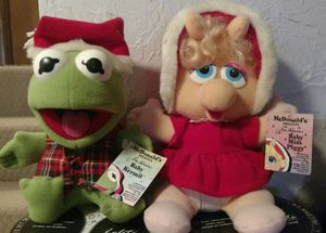 Muppet Babies McDonald's Christmas Toys for Sale in Parma Heights, OH