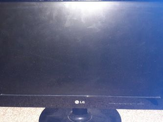 """LG Monitor 18"""" for Sale in Irving,  TX"""