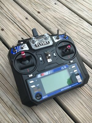 Flysky FS-i6 drone or plane remote for Sale in Chicago, IL