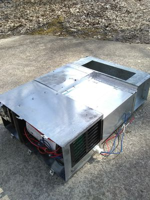 26k output Camper Furnace used 2 weeks for Sale in Newton Falls, OH