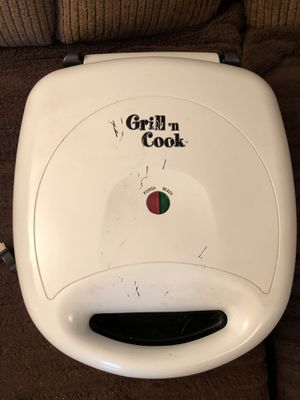 Cook and Grill electric grill for Sale in Wichita, KS