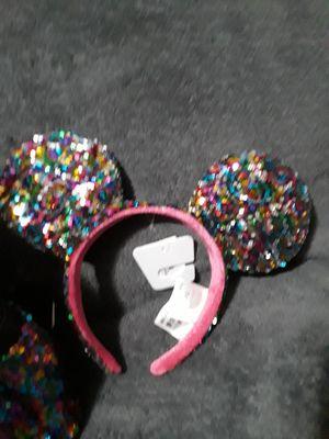 Disney sequins pride ears for Sale in Pomona, CA