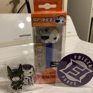 Mecha Frieza PEZ Dispenser for Sale in Long Beach, CA