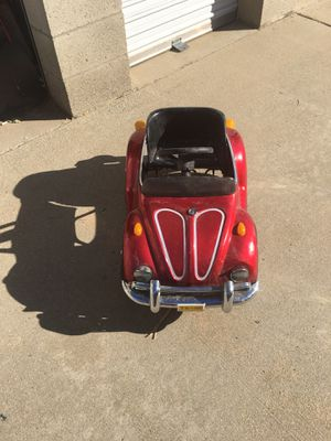 1970s VW Bug Peddle Car for Sale in Anaheim, CA