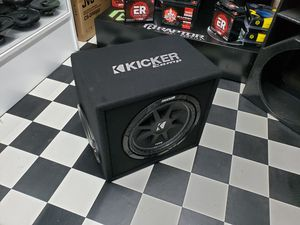 KICKER 12 SUBWOOFER for Sale in Austin, TX
