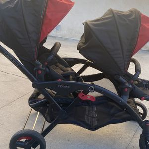 Contours Option Double Stroller for Sale in Culver City, CA