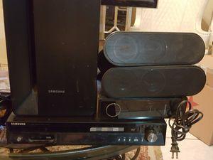 Samsung surround sound for Sale in San Antonio, TX