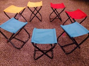 Mini Folding Chairs for Sale in Seattle, WA