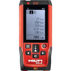 Hilti PD-E Laser Measure, Range Meter for Sale in San Luis Obispo, CA