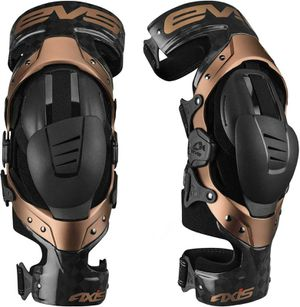 EVS Pro Axis Motorcycle Knee Braces for Sale in Portland, OR