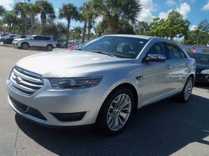 2019 Ford Taurus! $600 down payment. Horrible credit? Recent repo? No problem! I can get you going today! Contact me now for Sale in Plantation, FL