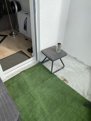 Patio furniture and rug for Sale in Miami, FL