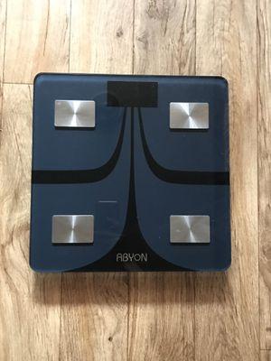 ABYON digital smart bathroom scale for Sale in Los Angeles, CA
