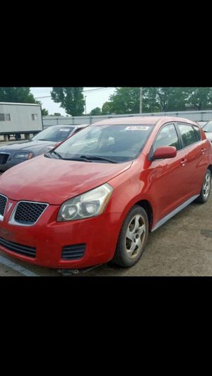 2009 Pontiac vibe (Toyota matrix) for Sale in Indianapolis, IN