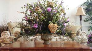 Dried Silk Flower Arrangement for Sale in Ashburn, VA