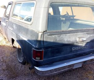 Chevy K5 two wheel drive Blazer for Sale in Henderson, NV