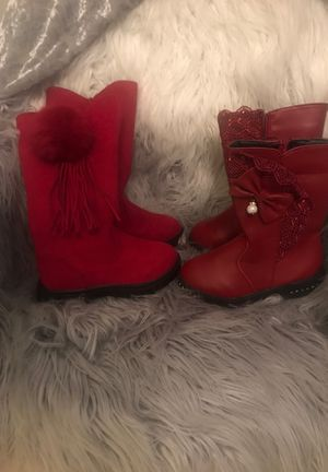 Christmas Boots for Sale in Marietta, GA