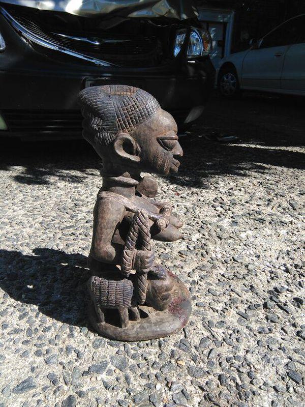 FINE AFRICA ART / NIGERIA YOROBA