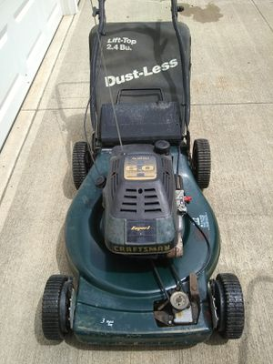 Craftsman Self Propelled Lawn Mower for Sale in Parma, OH
