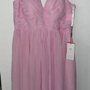 Chiffon Bridesmaid Dress Size 16 for Sale in Orland Park, IL